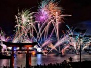 Tin tức - Video: Những màn pháo hoa khắp thế giới chào 2015
