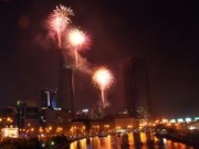 Tin tức - Sài Gòn rực sáng pháo hoa chào năm mới