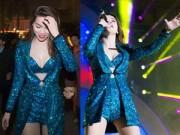 Làm đẹp - Hà Hồ sexy khó cưỡng trong lễ hội âm nhạc đếm ngược
