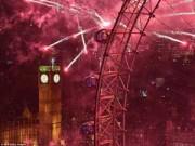 Tin tức - Chiêm ngưỡng màn pháo hoa lung linh tại thủ đô London