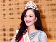 Làng sao - Người đẹp thi chui đoạt giải cao tại HH Du lịch Quốc tế 2014