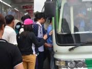 """Tin tức - TP.HCM cũng chống """"dê xồm"""" trên xe buýt"""