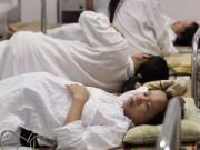 Bà bầu - Giọt nước mắt những sản phụ đón Tết tại bệnh viện