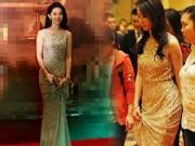 Làng sao - Lưu Diệc Phi xinh đẹp như nữ hoàng tại sự kiện