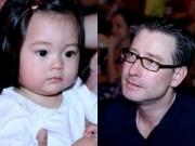 Làng sao - Chồng Đoan Trang bị trộm iPhone khi đến ủng hộ vợ