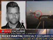 Làng sao sony - Ricky Martin qua đời vì tai nạn là thông tin giả mạo