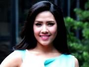 Làng sao - Nguyễn Thị Loan tăng cân sau khi trở về từ Miss World