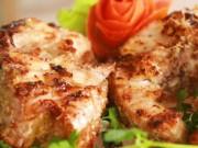 Bếp Eva - Cá trắm nướng riềng mẻ: Dân dã mà ngon