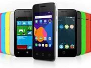 Eva Sành điệu - Alcatel Pixi 3, smartphone chạy đa nền tảng