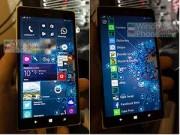 Eva Sành điệu - Rò rỉ hình ảnh giao diện Windows 10 trên điện thoại?