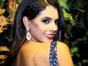 Hoa hậu Thế giới 2011 đẹp mê hoặc bên chồng sắp cưới