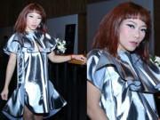 Làm đẹp - Hà Trần bị nghi thẩm mỹ 'hỏng' vì trang điểm quá đà