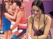 Thời trang Sao - Người mẫu thiếu tế nhị trong game show