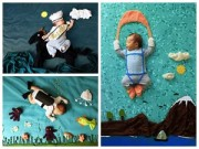 Làm mẹ - Siêu dễ thương với hình ảnh bé phiêu lưu trong giấc mơ