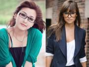 Tư vấn làm đẹp - Những kiểu tóc đẹp cho cô nàng đeo kính