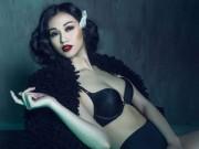 """Thời trang - Khánh My: """"Đàn ông thích dòm ngực phụ nữ là bình thường"""""""