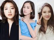 Làm đẹp - Sao Nhật- Hàn 'khoái' kiểu trang điểm nào nhất?
