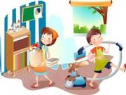 Mẹo vặt gia đình - Lên kế hoạch dọn nhà cho cả năm sạch sẽ