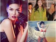 Làng sao - Khi người mẫu vụt sáng thành Hoa hậu, Á hậu