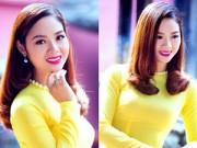 Làng sao - Hoa hậu VN 2002 Mai Phương đẹp mặn mà ở tuổi 30