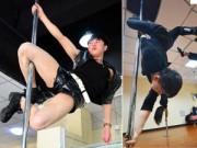 Làm đẹp - Khi huấn luyện viên dạy múa cột là nam giới