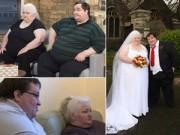 Làm đẹp - Cặp đôi nặng 540kg chi ba nghìn bảng Anh để tổ chức đám cưới
