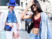 Thời trang Sao - 4 cô gái cao 1m8 mặc đẹp nhất Việt Nam