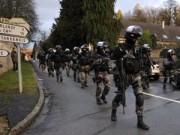 80.000 cảnh sát được huy động vụ thảm sát ở Paris