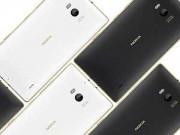 Eva Sành điệu - Microsoft công bố Lumia 830 và 930 bản màu vàng gold sang trọng