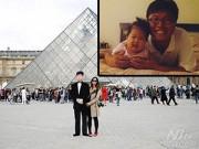 Dạy con - Con gái đưa ảnh cha quá cố du lịch khắp thế giới