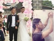 Hậu trường - Chồng Lê Thúy tự tay chuẩn bị từng chi tiết cho lễ cưới