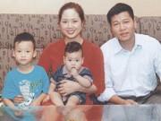 Làng sao - HHVN 2002 Mai Phương hạnh phúc bên hai con trai