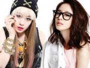 Làm đẹp - Mỹ nhân Hàn gây ấn tượng bằng phong cách trang điểm cá tính