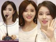 Làng sao - Nhóm T-ara xinh đẹp tự tin nói tiếng Việt