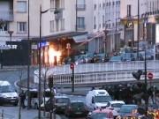 Clip Eva - Giây phút kịch tính vụ giải cứu con tin siêu thị Paris