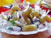 Bếp nhà tôi  - Kẹo sầu riêng dẻo thơm mời khách