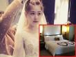 Ngắm trước giường cưới của hot girl Mi Trần