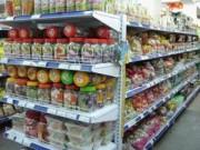 Mua sắm - Giá cả - Tết này, mua sắm siêu thị sẽ không đắt