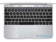 Chi tiết về MacBook Air 12 inch của Apple