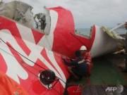 Tin quốc tế - Đã tìm được hộp đen của máy bay QZ8501 gặp nạn