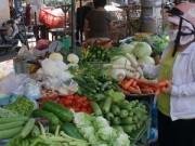 Mua sắm - Giá cả - Trời rét, giá thực phẩm tại chợ lại tăng thêm