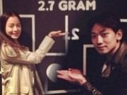 Làng sao - Kim Tae Hee sang Trung Quốc thăm Bi Rain