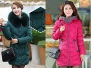 Thời trang - Diện áo khoác đẹp cho ngày xuân