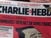 Tin quốc tế - Charlie Hebdo tiếp tục đăng ảnh biếm họa nhà tiên tri Mohammed