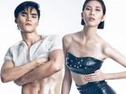 Trên sàn Catwalk - Cân sắc, đọ tài Top 5 Vietnam's Next Top Model