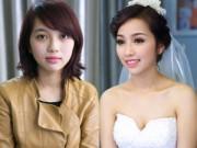 Làm đẹp - Mẹo để cô dâu quầng mắt thâm trở nên rạng rỡ quyến rũ