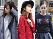 Thời trang Sao - Lưu Hương Giang gây bất ngờ vì trẻ như nữ sinh 9X