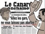 Tờ báo biếm họa lớn nhất nước Pháp bị khủng bố đe dọa