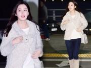 Làng sao - Kim Tae Hee đáng yêu nhí nhảnh như thiếu nữ
