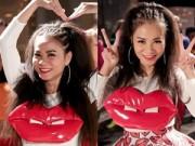 Làng sao - Thu Minh ra mắt MV trước ngày sinh nở
